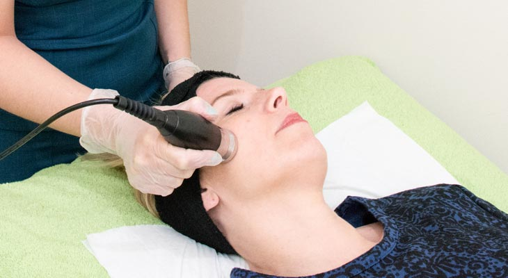 Microdermabrasion at Avalon Laser & Beauty Clinic