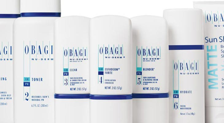 Obagi and Blue Radiance Peel at Avalon Laser & Beauty Clinic