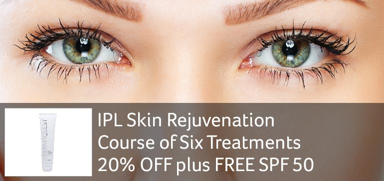 IPL Skin Rejuvenation offer